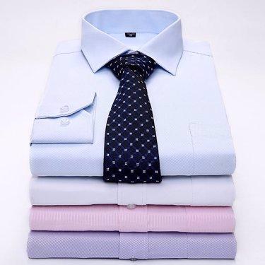 ea537fb26e964a5 Коллекция мужских рубашек Poggino осень-зима 2018-2019 - Облачный парсер