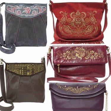 f9eb8367330c Яркие летние сумочки с вышивкой. Глобальное обновление ассортимента
