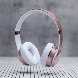 Beats by Dre, Наушники, Solo 3 Wireless Rose Gold