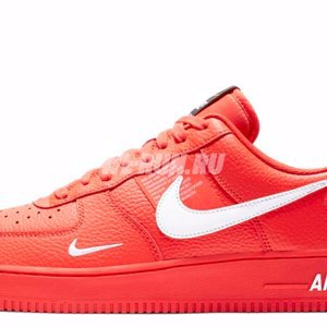 Nike Air Force 1 LV8 Utility Red/White