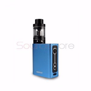 Wotofo Serpent 50W VW/TC Kit with 2000mah and 5ml Capacity-Dark blue