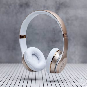 Beats by Dre, Наушники, Solo 3 Wireless Gold