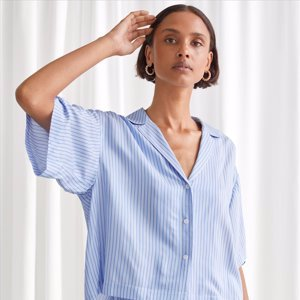 Relaxed Short Sleeve Shirt
