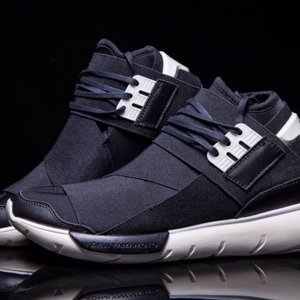 Adidas Y-3 Qasa Racer High (Cream Sole)