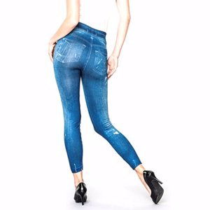 Леджинсы Slim`n Lift Caresse Jeans