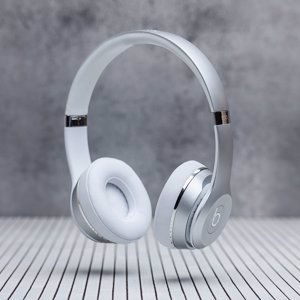 Beats by Dre, Наушники, Solo 3 Wireless Silver