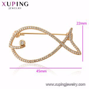 xuping fashion brooches (brooches-5)