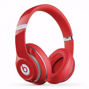 Наушники Bluetooth Beats Studio 2 Wireless Красный