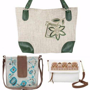 774aa3e6edce Яркие летние сумочки с вышивкой. Эксклюзивные льняные сумки ручной работы!