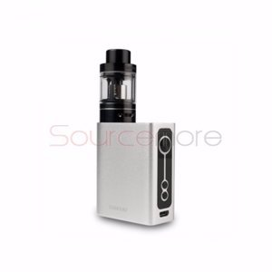 Wotofo Serpent 50W VW/TC Kit with 2000mah and 5ml Capacity-Silver