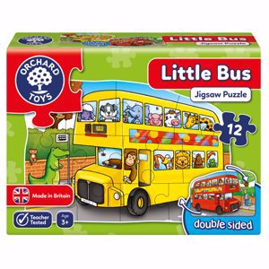 Little Bus Puzzles