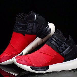 Adidas Y-3 Qasa Racer High Men (Red/Black)