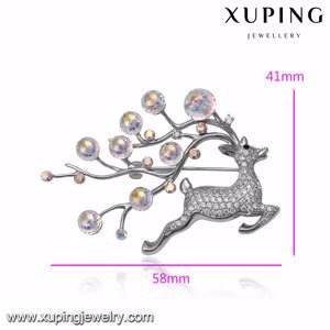 xuping fashion brooches (00076)