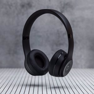 Beats by Dre, Наушники, Solo 3 Wireless Black Matte