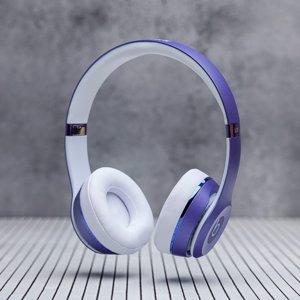 Beats by Dre, Наушники, Solo 3 Wireless Purple