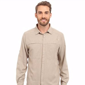 Мужская рубашка The North Face Long Sleeve Traverse Shirt