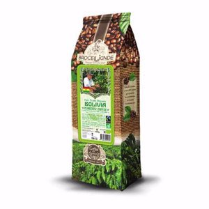Кофе в зернах Broceliande Bolivia Peaberry Organic Coffee (Броселианд Боливия), 1000 гр