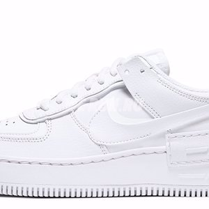 Nike Air Force 1 Shadow All White