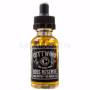 Жидкость Cuttwood Boss Reserve 30 mg