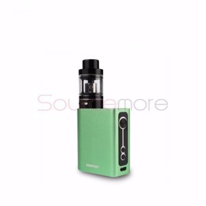 Wotofo Serpent 50W VW/TC Kit with 2000mah and 5ml Capacity-Green