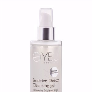 Sensitive Detox Cleansing gel «Intensive Moistening»